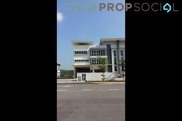 Factory For Sale in Taming Jaya Industrial Park, Balakong Freehold Unfurnished 0R/0B 6.5m