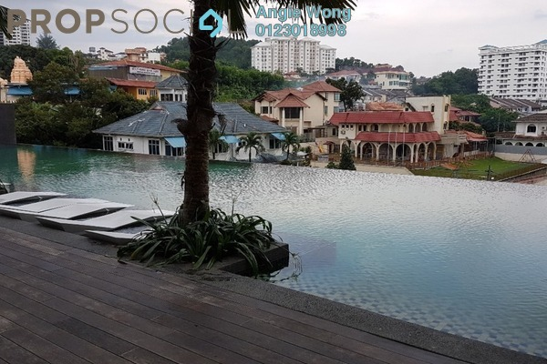 Condominium For Rent in MKH Boulevard, Kajang Freehold Semi Furnished 2R/2B 1.4k
