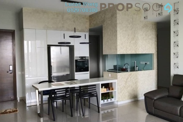 Condominium For Sale in Twin Arkz, Bukit Jalil Freehold Semi Furnished 3R/2B 860k