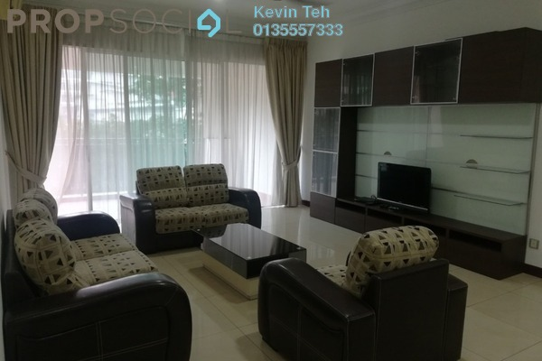For Rent Condominium at La Grande Kiara, Mont Kiara Freehold Fully Furnished 3R/2B 5k