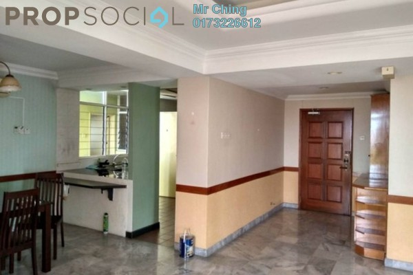 Condominium For Sale in Indera Subang, UEP Subang Jaya Freehold Semi Furnished 4R/3B 750k