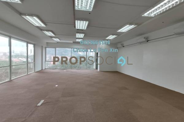 For Rent Office at Damansara Avenue, Bandar Sri Damansara Freehold Semi Furnished 0R/0B 2.7k