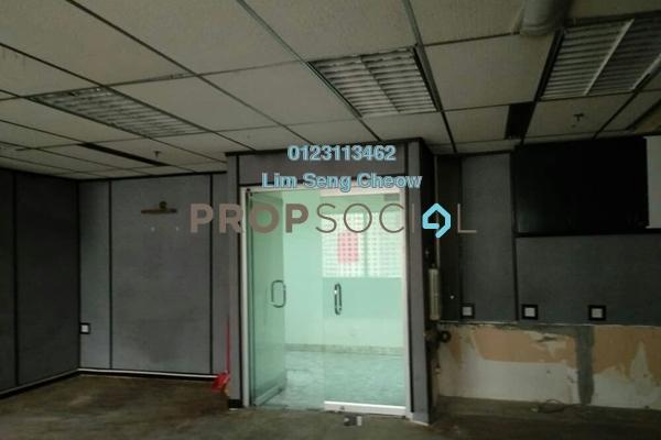 Office For Sale in Menara KH, KLCC Freehold Semi Furnished 0R/0B 409k