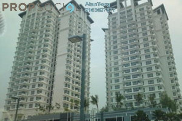 Condominium For Rent in 1Sentul, Sentul Freehold Semi Furnished 3R/2B 1.7k