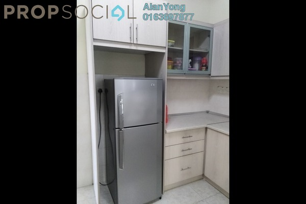 Condominium For Rent in Rivercity, Sentul Freehold Fully Furnished 3R/2B 2.25k