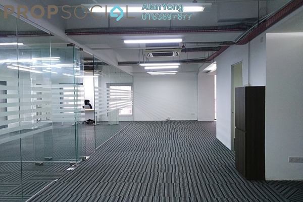 Office For Rent in d7, Sentul Freehold semi_furnished 0R/0B 2.3k