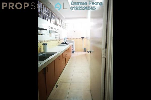 Condominium For Sale in Glen View Villa, Cheras Freehold Semi Furnished 3R/2B 350k
