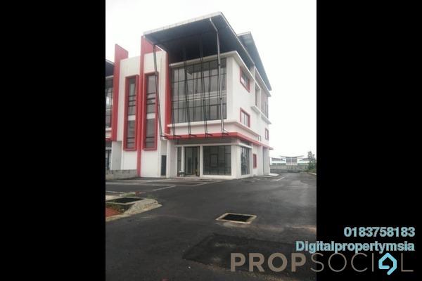 Factory For Sale in Jade Hills, Kajang Freehold Unfurnished 1R/1B 42m