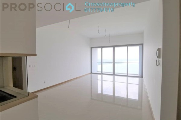 Condominium For Sale in Southern Marina Residences, Puteri Harbour Freehold Semi Furnished 2R/2B 1.26m