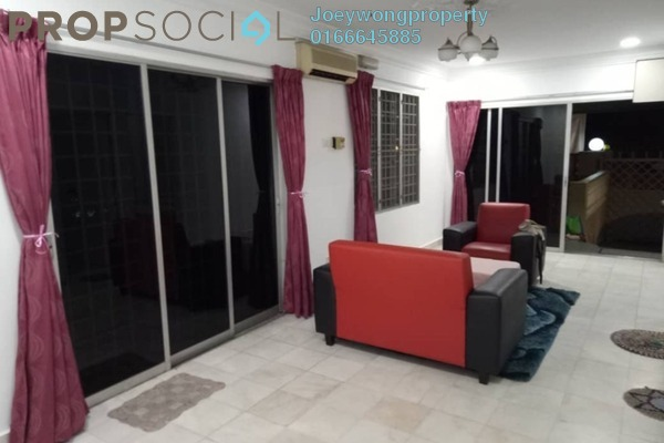 Terrace For Rent in Section 14, Petaling Jaya Freehold Fully Furnished 4R/2B 3.3k