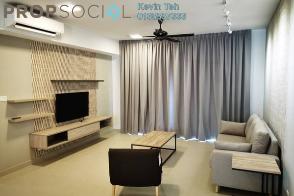 Condominium For Rent in Residensi Sefina, Mont Kiara Freehold Fully Furnished 3R/3B 5.5k