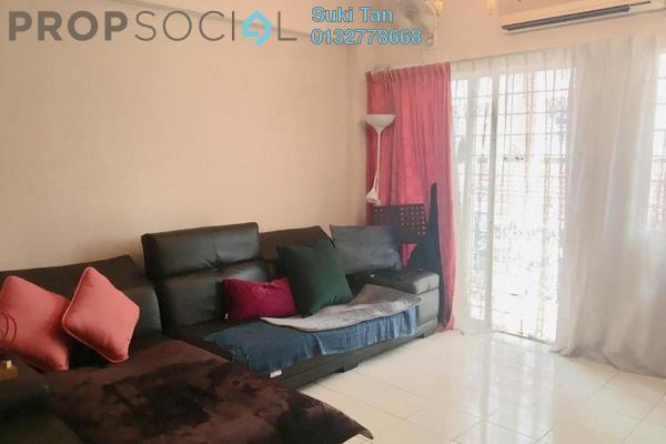 Condominium For Sale in Medan Putra Condominium, Bandar Menjalara Freehold Fully Furnished 3R/2B 360k