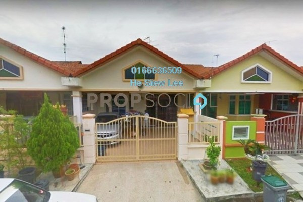 Terrace For Sale in Taman Pulai Indah, Pulai Freehold Semi Furnished 3R/2B 358k