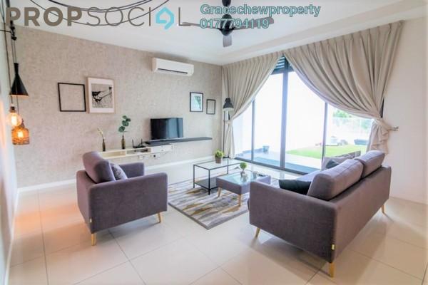Bungalow For Rent in Residensi Ledang, Gelang Patah Freehold Fully Furnished 3R/5B 5k