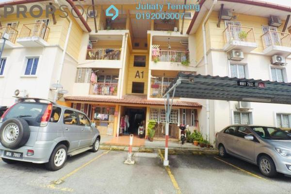 Townhouse For Rent in Andari Townvilla, Selayang Heights Freehold unfurnished 3R/2B 1.1k
