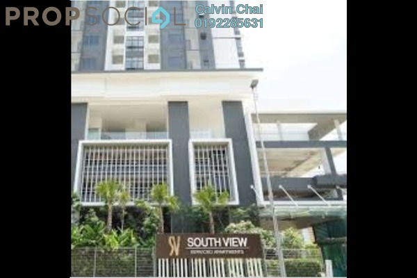 Condominium For Sale in South View, Bangsar South Freehold Unfurnished 3R/2B 990k