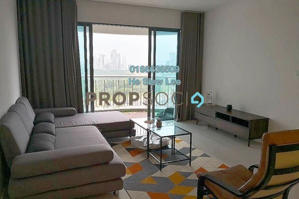 Serviced Residence For Rent in Teega, Puteri Harbour Freehold Fully Furnished 3R/2B 2.5k