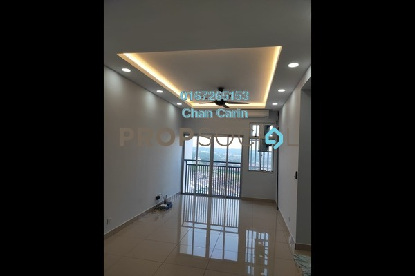 Serviced Residence For Sale in Meridin Bayvue , Masai Freehold Unfurnished 3R/2B 470k