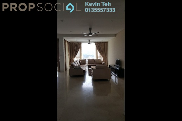 Condominium For Rent in Kiara 9, Mont Kiara Freehold Fully Furnished 3R/3B 5.5k
