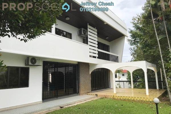 Bungalow For Rent in Bukit Pantai, Bangsar Freehold Semi Furnished 6R/5B 9.5k
