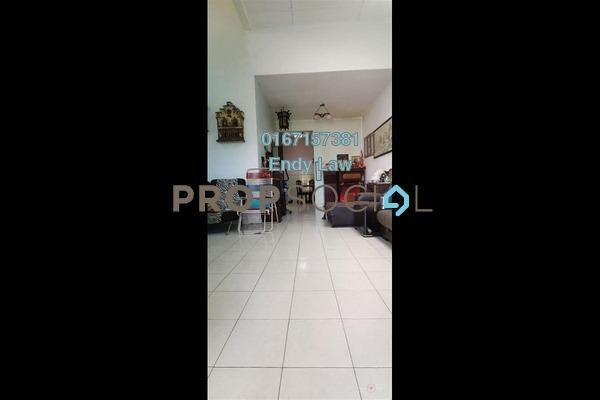 Terrace For Sale in Setia Indah, Tebrau Freehold Semi Furnished 3R/2B 440k