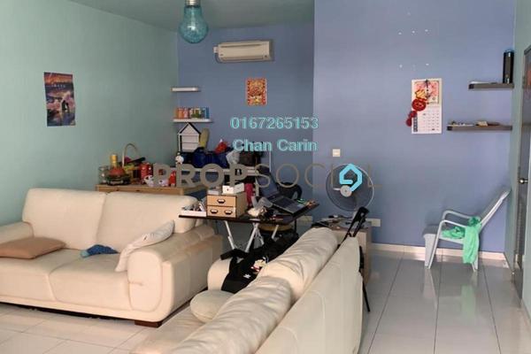 Terrace For Sale in Setia Indah, Tebrau Freehold Semi Furnished 4R/3B 580k
