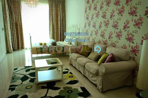 SoHo/Studio For Rent in Parc Regency, Johor Bahru Freehold Fully Furnished 0R/1B 1.15k