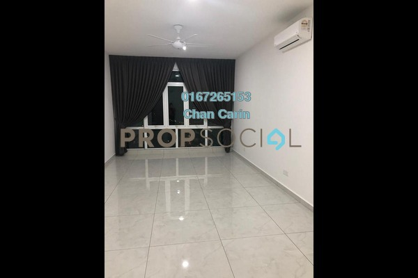 Serviced Residence For Rent in Havona, Tebrau Freehold Unfurnished 3R/3B 2.1k