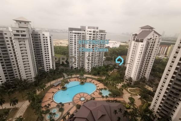 Condominium For Rent in Straits View Condominium, Bandar Baru Permas Jaya Freehold Fully Furnished 4R/5B 3.5k
