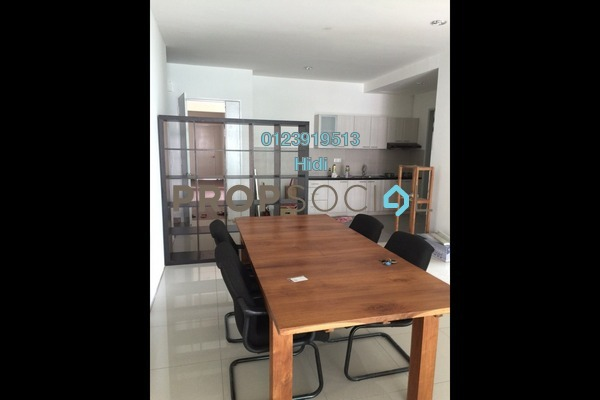 Condominium For Rent in X2 Residency, Puchong Freehold Fully Furnished 4R/5B 2.7k