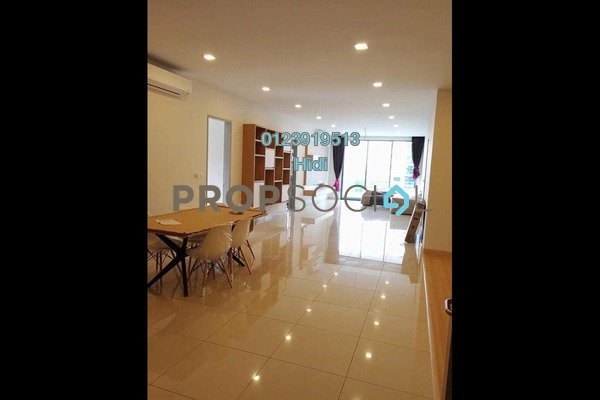 Condominium For Sale in X2 Residency, Puchong Freehold Semi Furnished 4R/5B 870k