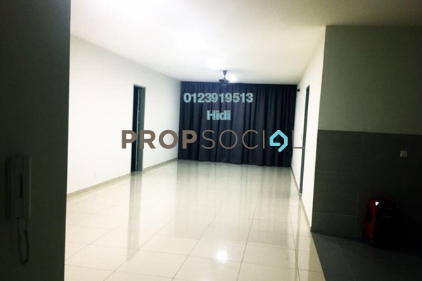Condominium For Sale in X2 Residency, Puchong Freehold Semi Furnished 4R/4B 625k