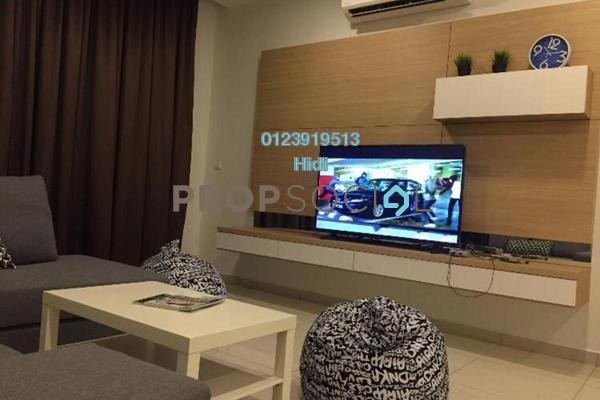 Condominium For Rent in X2 Residency, Puchong Freehold Fully Furnished 4R/5B 2.8k