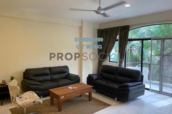 For Rent Condominium at Kondominium 8, Ampang Hilir Freehold Semi Furnished 3R/4B 4k