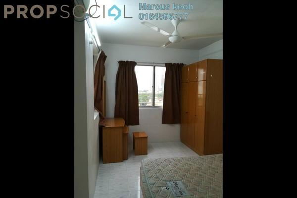 Condominium For Rent in Taman Kristal, Tanjung Tokong Freehold Fully Furnished 3R/2B 1.3k