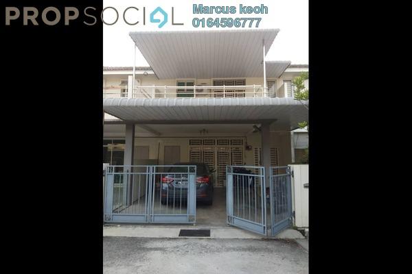 Condominium For Sale in Taman Idaman, Bukit Tambun Freehold Semi Furnished 4R/3B 430k
