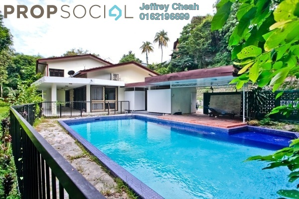 Bungalow For Sale in Taman Duta, Kenny Hills Freehold Semi Furnished 6R/4B 16m
