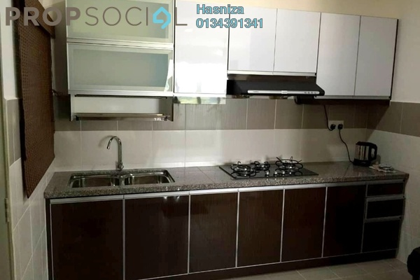 Serviced Residence For Rent in Gardenz @ One South, Seri Kembangan Freehold Fully Furnished 3R/2B 2.2k