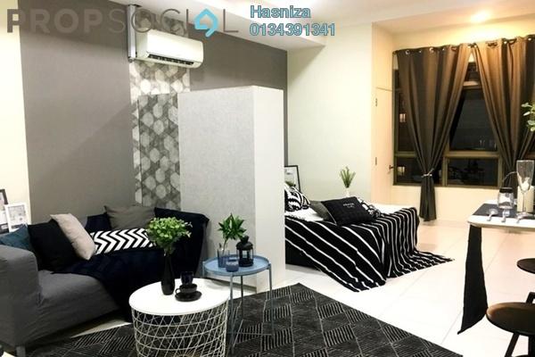 SoHo/Studio For Rent in Neo Damansara, Damansara Perdana Freehold Fully Furnished 0R/1B 1.8k