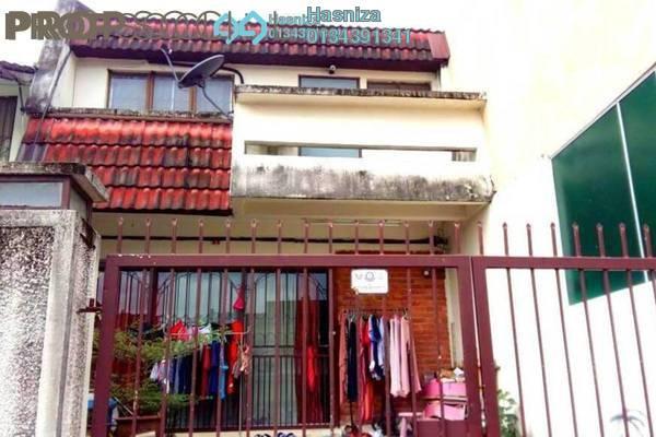 Terrace For Rent in Taman Sri Gombak, Batu Caves Freehold Semi Furnished 3R/2B 1.6k