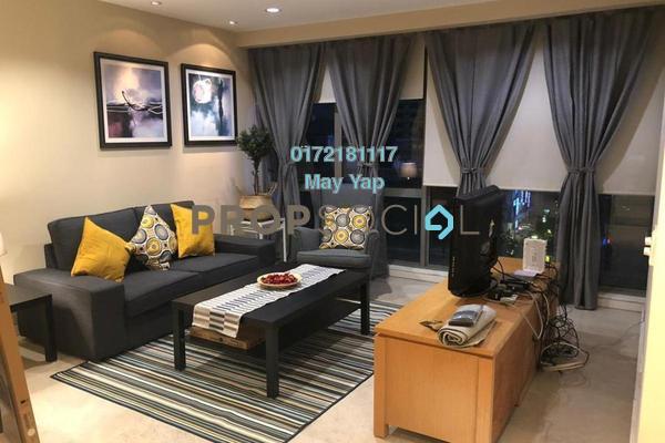 Serviced Residence For Rent in Bintang Fairlane Residences, Bukit Bintang Freehold Fully Furnished 2R/1B 3.8k