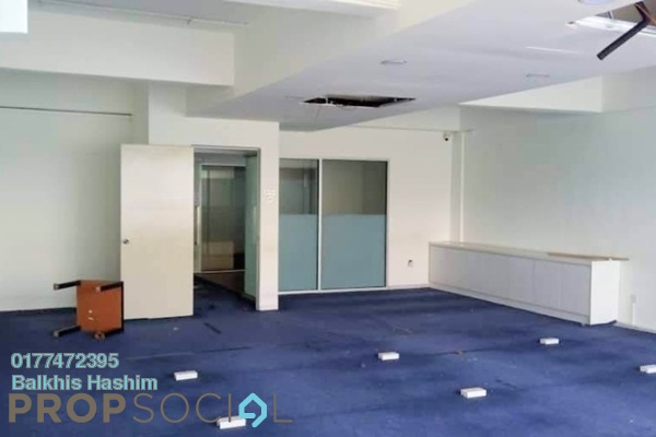 Office For Rent in Section 9, Shah Alam Freehold Semi Furnished 2R/2B 1.8k