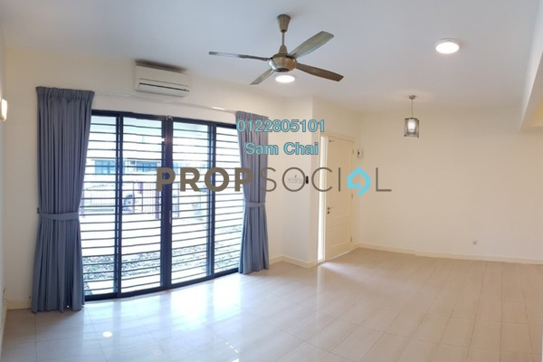 For Rent Terrace at SouthLake, Desa ParkCity Freehold Semi Furnished 3R/3B 3.6k
