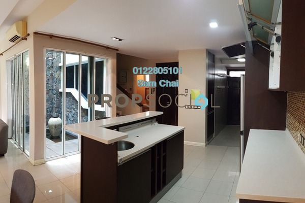 Villa For Sale in Adiva, Desa ParkCity Freehold Fully Furnished 4R/5B 2.55m