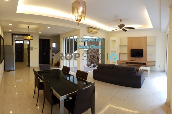 Villa For Sale in Adiva, Desa ParkCity Freehold Semi Furnished 4R/5B 2.48m