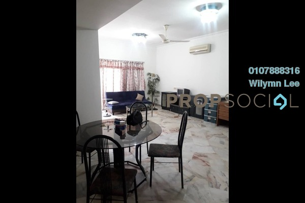 Condominium For Rent in Petaling Indah, Sungai Besi Freehold Fully Furnished 3R/2B 1.2k