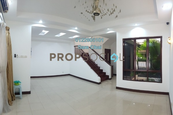Terrace For Rent in Safa, Desa ParkCity Freehold Semi Furnished 3R/2B 4k