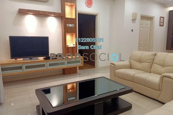 For Rent Apartment at Adora, Desa ParkCity Freehold Fully Furnished 2R/2B 4k