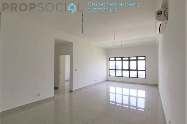 Condominium For Rent in The Meridin @ Medini, Medini Freehold Semi Furnished 2R/2B 1.3k