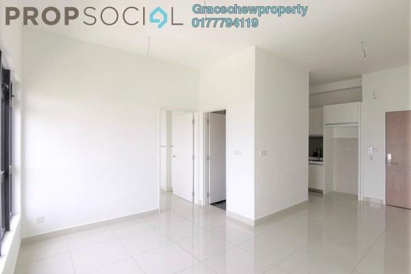 Condominium For Rent in The Meridin @ Medini, Medini Freehold Semi Furnished 1R/1B 1.1k